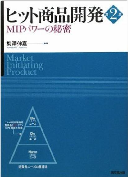 ヒット商品開発〈第2版〉 - MIPパワーの秘密 ―